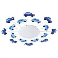 EGLO Lampa ścienna/sufitowa VIKI 1, niebieska, 92146