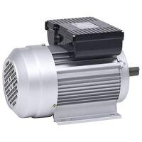 vidaXL Silnik elektryczny, 1-fazowy, aluminiowy, 2,2kW/3KM, 2800 rpm
