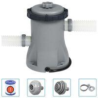 Bestway Pompa filtracyjna Flowclear do basenu, 1249 L/h