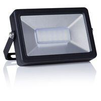 Smartwares Reflektor LED, 10 W, czarny, FL1-B10B