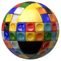 V-CUBE Sferyczna kostka do układania V-Sphere 560021