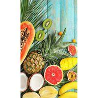 Good Morning Ręcznik plażowy FRESH FRUITS, 100x180 cm, kolorowy