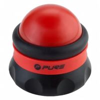 Pure2Improve Kula do masażu, czarno-czerwona