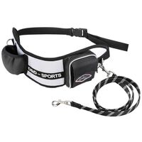 D&D Smycz dla psa Sports Active Walker, 110 c, biała, dla małych psów