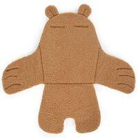 CHILDHOME Poduszka na siedzisko Evolu Teddy, beżowa