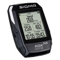 Sigma Licznik rowerowy ROX GPS 7.0, czarny, 1004