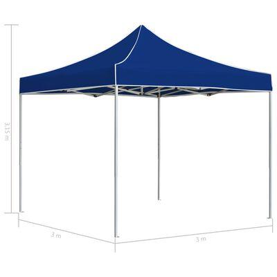 vidaXL Profesjonalny, składany namiot imprezowy, 3 x 3 m, aluminiowy