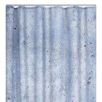 RIDDER Zasłona prysznicowa Cement, 180 x 200 cm
