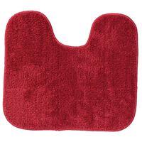Sealskin Dywanik łazienkowy Doux, 45 x 50 cm, czerwony, 294428459