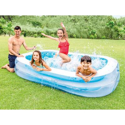 Intex Basen rodzinny Swim Center, 262 x 175 x 56 cm