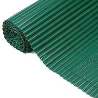 Nature Jednostronna mata ogrodzeniowa, PVC, 1 x 3 m, zielona