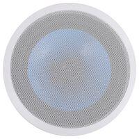vidaXL Głośnik wysokotonowy do zabudowy, sufitowy lub ścienny, 180 W