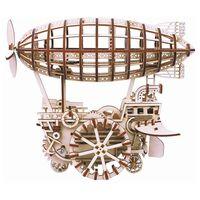 Robotime Mechaniczny model sterowca Airship Plane