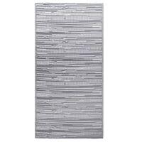 vidaXL Dywan na zewnątrz, szary, 160x230 cm, PP