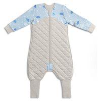 Love to Dream Śpioch dziecięcy Sleep Suit Warm, niebieski, 24-36 mies.
