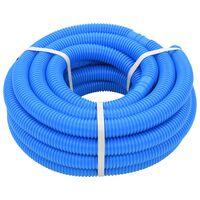 vidaXL Wąż do basenu, niebieski, 32 mm, 12,1 m