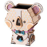 Robotime Zestaw modelarski do budowy doniczki Koala