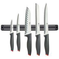Richardson Sheffield Zestaw 5 noży Laser z magnetycznym stojakiem