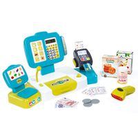 Smoby Elektroniczna kasa sklepowa dla dzieci, 39x17x28 cm, 350105