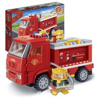 BanBao Wóz strażacki 7116