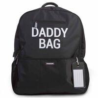 CHILDHOME Torba na pieluszki Daddy Bag, 40 x 20 x 47 cm, czarna