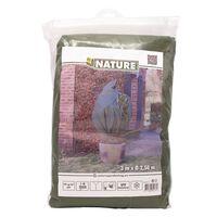 Nature Kaptur ochronny dla roślin, 70 g/m², zielony, 2,5x3 m