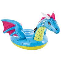 Intex Materac w kształcie smoka Dragon, 201x191 cm