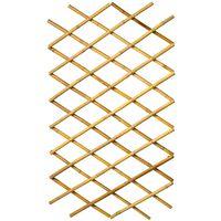 Nature Ogrodowa kratka do pnączy, 100x200 cm, bambus, 6040722