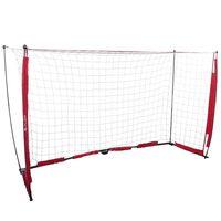 Pure2Improve Bramka do piłki nożnej, 244 x 84 x 152 cm, P2I100560