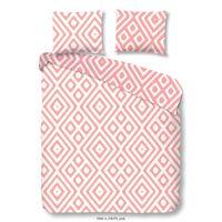 Good Morning Zestaw pościeli 5800-A FRITS 200 x 200/220 cm, różowy
