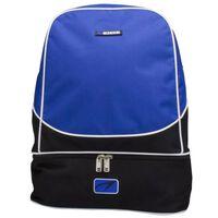 Avento Dziecięcy plecak sportowy, kolor niebiesko-biało-czarny, 50AC