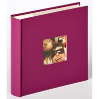 Walther Design Album na fotografie Fun Memo, 10x15cm, fiolet 200 zdjęć