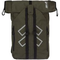 Abbey Torba listonoszka - plecak X-Junction, 18 L, zielono-czarna
