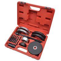 16 elementowy zestaw narzędzi do piast 62 mm VAG