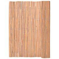 vidaXL Ogrodzenie z bambusa, 170x400 cm