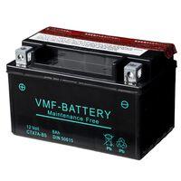 VMF Powersport Akumulator Liquifix, 12 V, 6 Ah, MF YTX7A-BS