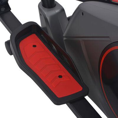 vidaXL Orbitrek magnetyczny z pomiarem tętna