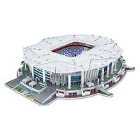 Nanostad 166-częściowe puzzle 3D Parc Olympique Lyonnais