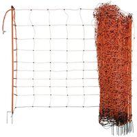 Neutral Siatka elektryczna dla owiec OviNet, 108 cm, pomarańczowa