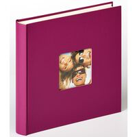 Walther Design Album na fotografie Fun, 30x30 cm, fiolet, 100 stron