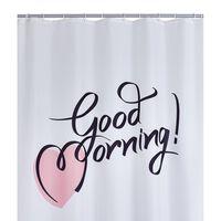 RIDDER Zasłona prysznicowa Good Morning, 180 x 200 cm
