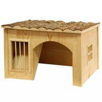 Kerbl Domek dla gryzoni Nature, 43 x 34,5 x 27 cm, 82759