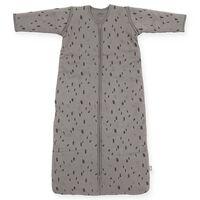 Jollein Śpiworek Spot, 110 cm, szary Storm Grey