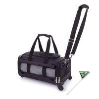 SHERPA Transporter dla zwierząt Ultimate On Wheels, czarny