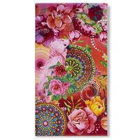 HIP Ręcznik plażowy NEVINE, 100x180 cm, kolorowy