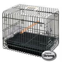 Strong Transporter dla ptaków Light, 33x45x39 cm, czarny