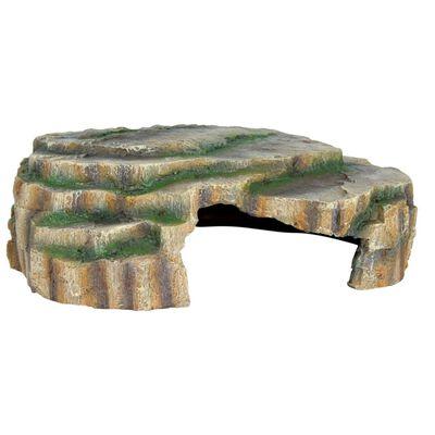 TRIXIE Jaskinia dla gadów, żywica poliestrowa, 30x10x25 cm, 76212