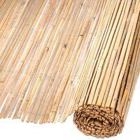 Nature Mata ogrodzeniowa, bambusowa, 1,5 x 5 m