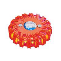 ProPlus Dysk ostrzegawczy 16 LED, pomarańczowy 540322