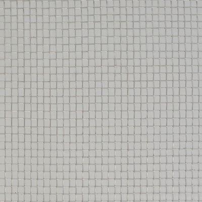 vidaXL Siatka na insekty, stal nierdzewna, 150 x 500 cm, srebrna
